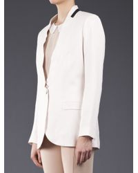 By Malene Birger Natural Tux Jacket
