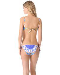 Camilla Blue Formentera Bikini