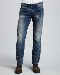 DIESEL Belther Light Blue Dna Jeans for men