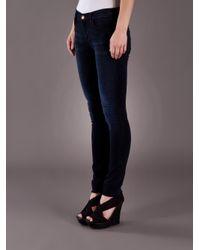 Goldsign - Blue Lure Skinny Jean - Lyst