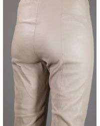 Hotel Particulier Gray Trousers