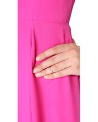 Jacquie Aiche - Metallic Hammered Wrap Ring - Lyst