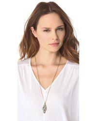 Lulu Frost - Blue Alchemy Pendant Necklace - Lyst