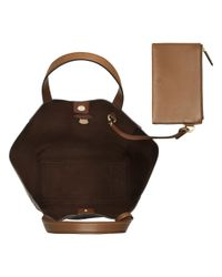 Mulberry Brown North South Maisie Tote