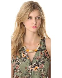 Orly Genger By Jaclyn Mayer - Multicolor Artem Necklace - Lyst