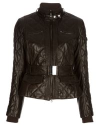 Peuterey | Brown Paradigma Quilted Jacket | Lyst