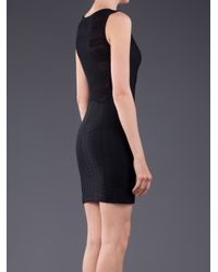Rag & Bone Black Emma Tank Dress