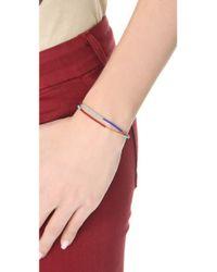 Shashi - Metallic Carlita Bracelet - Lyst
