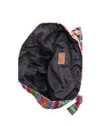 Stela 9 - Pink Santiago Patchwork Backpack - Lyst