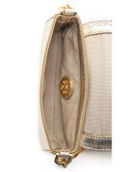 Tory Burch Metallic Classic Mini Bag