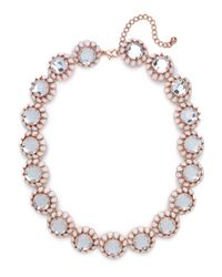 BaubleBar - Pink Peony Bloom Strand - Lyst