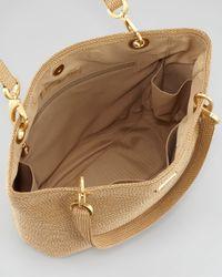 Eric Javits - Squishee Clip Tote Bag Natural - Lyst