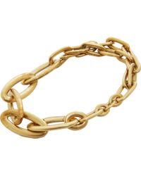 Sidney Garber - Metallic Gold Tivoli Twin Bracelet - Lyst