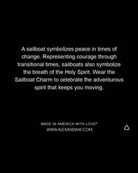 ALEX AND ANI - Metallic Sailboat Bangle - Lyst