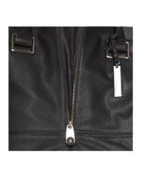 Vince Camuto Black Iris Tote Bag