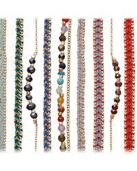 Astley Clarke - Metallic A Touch Of Wisdom Bracelet - Lyst