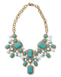 Banana Republic - Green Calypso Necklace - Lyst