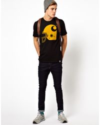 Carhartt Black Helmet Tshirt for men