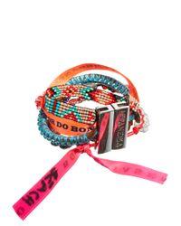 Hipanema - Multicolor Beach Friendship Bracelet - Lyst