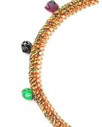 Venessa Arizaga - Multicolor Arena Mexico Necklace - Lyst