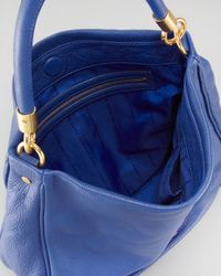 Marc By Marc Jacobs Too Hot To Handle Hobo Bag Blue
