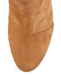 Rag & Bone Natural Newbury Leather Ankle Boot Camel