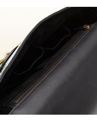 Gucci Multicolor Python Clutch with Horsebit Detail