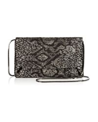 Lanvin - Black Ketu Shoulder Bag - Lyst