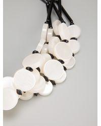 Antonella Filippini - White Pearly Bead Necklace - Lyst