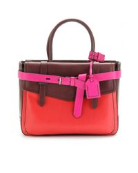 Reed Krakoff Multicolor Boxer Leather Tote