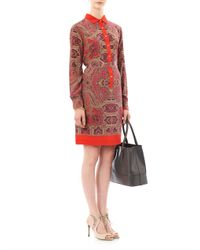 Weekend by Maxmara - Orange Pesca Dress - Lyst