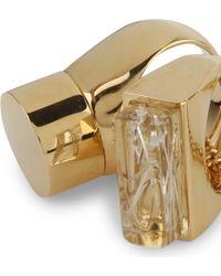Chloé - Metallic Bettina Rings Pendant Necklace - Lyst