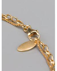 RebekkaRebekka Metallic Twin Chain Bracelet