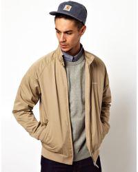 Carhartt Natural Rude Jacket for men