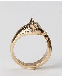 Forever 21 - Metallic Fox Ring - Lyst