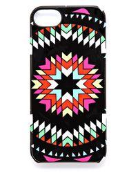 Mara Hoffman | Black Pow Wow Iphone 5 Case | Lyst