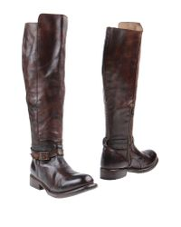 Bed Stu - Brown Boots - Lyst
