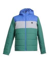 Bench - Blue Jacket for Men - Lyst