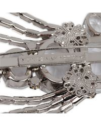 Dries Van Noten Metallic Scorpion Brooch