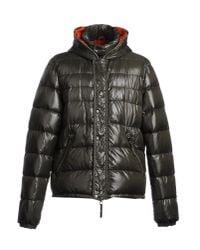 Duvetica | Green Down Jacket for Men | Lyst