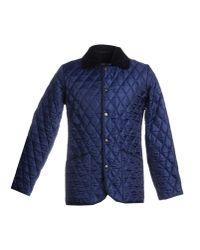 Harnold Brook - Blue Jacket for Men - Lyst