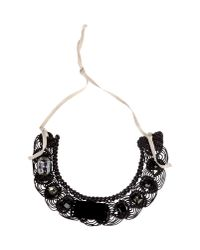 Marni | Brown Necklace | Lyst