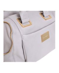 Vince Camuto Gray Tila Satchel1 Bag