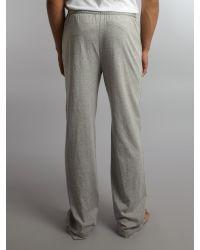 Calvin Klein Gray Lounge Trousers for men