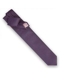 Thomas Pink | Blue Warren Check Woven Tie for Men | Lyst