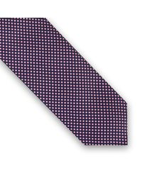 Thomas Pink - Blue Warren Check Woven Tie for Men - Lyst