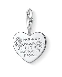 Thomas Sabo | Metallic Charm Club Mum Heart | Lyst