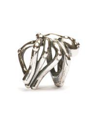 Trollbeads | Metallic Spider Charm | Lyst