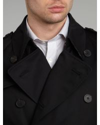 Aquascutum | Black Corby Double Breasted for Men | Lyst