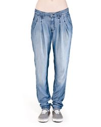 Bench Blue Womens Beatmatching V1 Chino